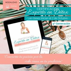 Experto en détox sana tu vida coaching eva jorda nutricion libro ebook publicar adelgazar salud saludable curso online coach healthy